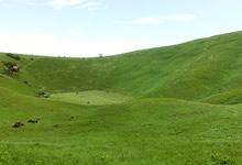 美しい自然の景観。