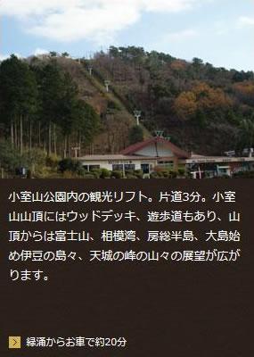 小室山リフト